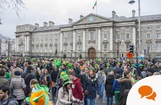 Julien Mercille: 'We should transform Paddy's Day into a people's celebration, that's not about blind patriotism'