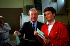 Maureen Haughey, the wife of former Taoiseach Charles Haughey, has died