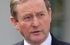 Watch: Enda's 'lecture' to Donald Trump on immigration