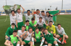 Ireland U17's qualify for European Championship Finals with win over Slovakia
