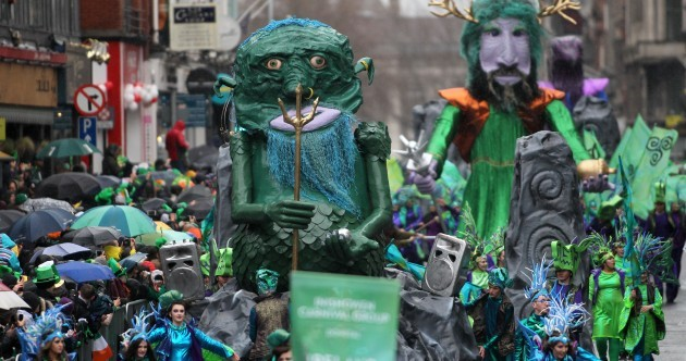 Here's What Happened Today: St. Patrick's Day