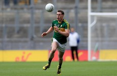 Kerry make two changes as they prepare to host league champions Dublin