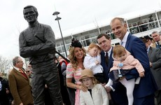 AP McCoy's statue, St Patrick's Day vibes and Ireland call-ups - it's sporting tweets of the week