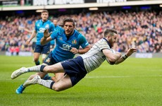 Scotland crush Italy to end Cotter's reign with best Six Nations campaign in 11 years