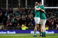 Ireland's composure, O'Mahony's brilliance and Dublin heart