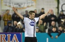 McEleney stars again as Dundalk outclass Pat's
