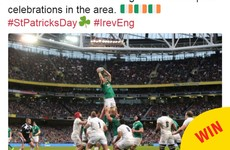 The Dublin Fire Brigade sent the best tweet after Ireland's big win against England