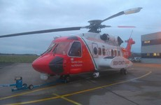 Coast Guard and RNLI rescue eight people from overturned boat off Sligo