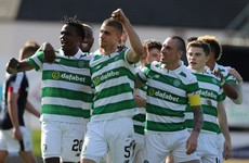 Celtic just one win away from the Scottish Premiership title after Dundee win