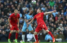 As it happened: Man City v Liverpool, Premier League