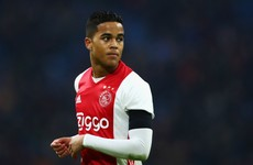 17-year-old son of Patrick Kluivert scores first goal for Ajax
