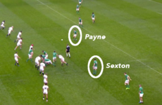Analysis: Jared Payne adds another dimension to Ireland's attack