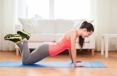 Short and sweet, but effective! The 20-minute hotel (or home) workout