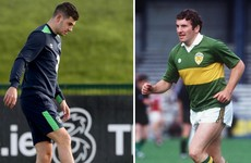 'It's times like this you wish he was around' - Ireland's latest call-up Egan on his GAA legend father
