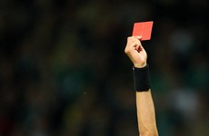 Fifa ban referee for life after controversial penalty decision in World Cup qualifier