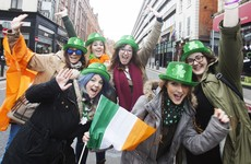 Ireland is the 15th happiest country in the world
