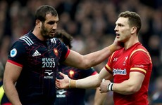 No action to be taken over alleged bite on George North