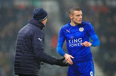 Jamie Vardy received death threats after Leicester sacked Claudio Ranieri