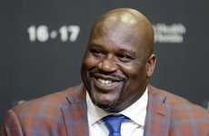 Shaquille O'Neal seriously believes that the earth is flat... It's the Dredge