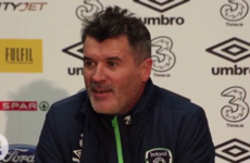 WATCH: 'Is Martin my best friend?' - Roy Keane grilled by schoolkids at Ireland press conference