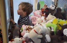 A little boy in Tipp got stuck in a toy claw machine (but everything worked out okay)