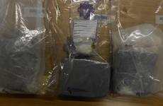 Man in his 40s arrested after major cocaine seizure in Dublin shopping complex