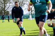 'Hotels for seven weeks' and straight back to the grindstone for Cian Healy