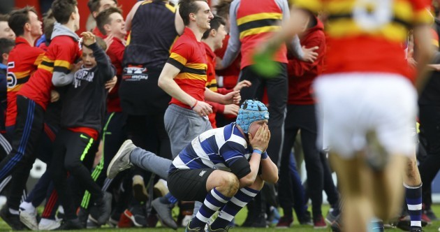 Drama as Christians win Munster Junior Cup thriller with final kick of the game