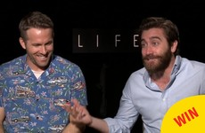 Jake Gyllenhaal and Ryan Reynolds are brilliantly taking the piss in all their interviews this week