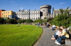 A major vacant-site development is stalled because it may spoil the views from Dublin Castle