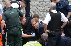 Britain's Foreign Office Minister tried to save London police officer