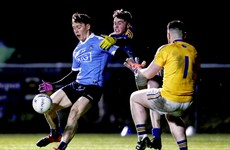 After All-Ireland hurling win, O'Callaghan hits 2-5 as Dublin book Leinster U21 football final place