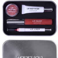 Topshop is giving Kylie Jenner a run for her money with this �25 glitter lip kit