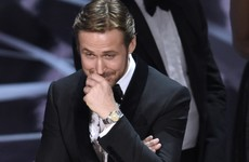 Ryan Gosling has explained his giggling during the Oscars Best Picture mess... It's the Dredge