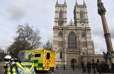 One Irish person injured in Westminster terror attack