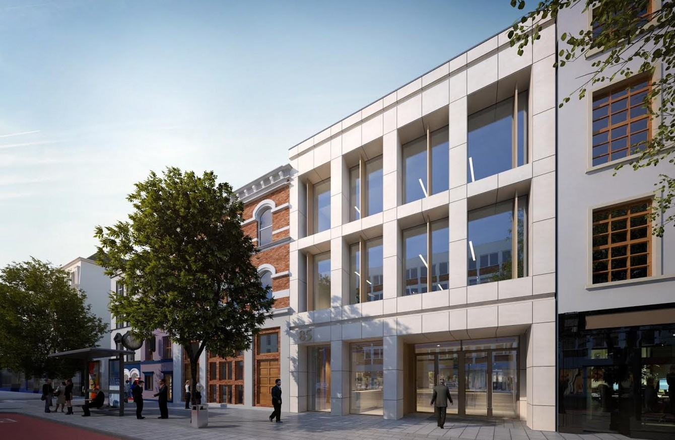 cork set to get new 25 million office space that will accommodate the project would also sustain 125 construction jobs