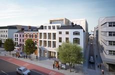 A new development could revive Cork's historical business centre