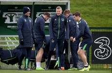 'James plays with emotion anyway' - McClean set to start after paying respects to friend McBride
