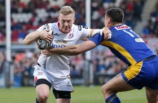Iain Henderson starts, Stu Olding 10 again for Ulster's Dragons trip