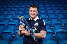 Stuart Hogg emulates BOD in winning back-to-back Six Nations player of the year awards
