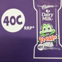 The price of Freddo bars has gone up to 40c in Ireland
