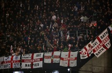FA chairman condemns 'disrespectful' England fans after chants during Germany game