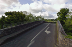 Maynooth line trains delayed for up to an hour after truck crashes into bridge