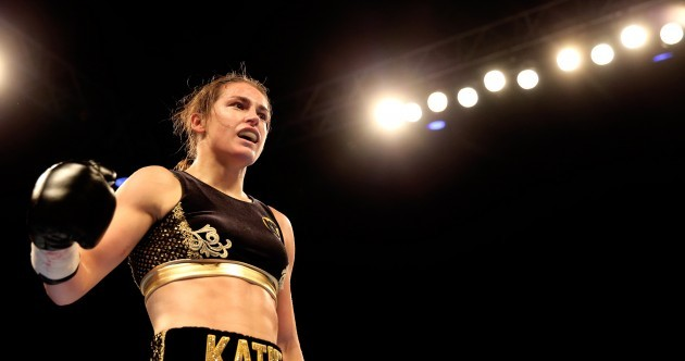 Katie Taylor continues her unstoppable streak with another win