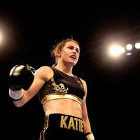 'Iconic venue, big crowd - it would be incredible' - Katie enthused by prospect of US bout this summer