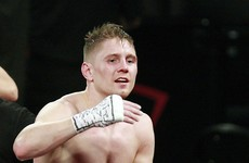 Donegal's Jason Quigley overcomes early injury to win first pro title
