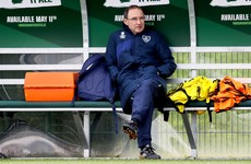 New heads maybe, but same trusty broom for Martin O'Neill against Wales