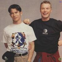 14 signs you were a 90s Boyzone obsessive