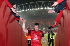Captain O'Mahony straight back into Munster XV for visit to Zebre