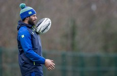 Isa and JVDF back in Leinster line-up to tackle Blues